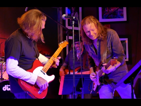 G.E. Smith 2017-02-09 Boca Raton - The Funky Biscuit - Matt Schofield