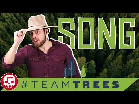"#TeamTrees Song by Jt Music - ""Feel Like Fertilizin'"""