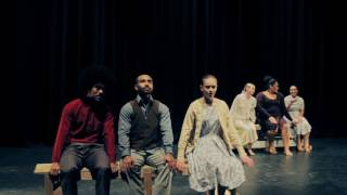 Keeping the Faith transports us back to a time when attending church wasn't an option. Ten dancers take to the stage to enact a church mass, each representing the different personalities, behaviours and backgrounds that you would encounter in that space