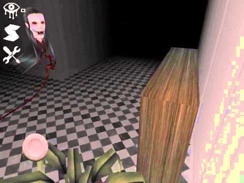 Eyes - the horror game glitch (видео)