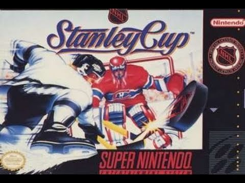 preview-NHL Stanley Cup (Snes) Commentary (Kwings)