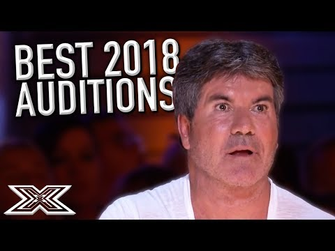 Best Auditions On The X Factor Uk 2018 Part 2! | X Factor Global