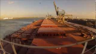 Video Time Lapse Port of Rotterdam mv Berge Stahl MP3, 3GP, MP4, WEBM, AVI, FLV Desember 2018