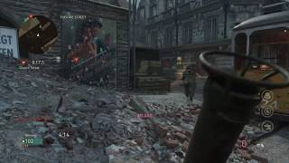 Call of Duty® WWII destroying Recon Aircraft with Bazooka