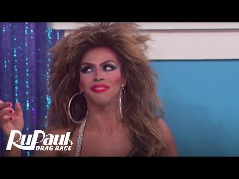 Best Of Shangela (Compilation) | RuPaul's Drag Race All Stars 3