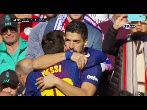 Real Madrid vs Barcelona 0-3 - All Goals & Highlights - 23/12/2017 HD