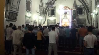 4. Namazi i Natës (Xhamia Isa Beu - Shkup 2013_1434) - Hoxhë Fatmir Zaimi
