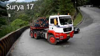 Video Truck MAN TGS Nanjak Sitinjau Lauik MP3, 3GP, MP4, WEBM, AVI, FLV Juni 2018
