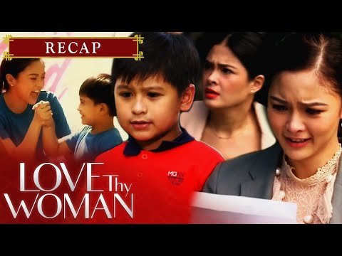 Michael's true identity is revealed   Love Thy Woman Recap (With Eng Subs)