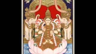 MS SUBBULAKSHMI | KANAKADHARA STOTRAM | SHANKARACHARYA STOTRAM | Lakshmi Sothram