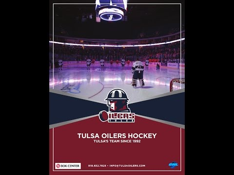 Tulsa Oilers Tickets