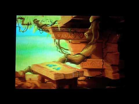 Video of Maya Pyramid