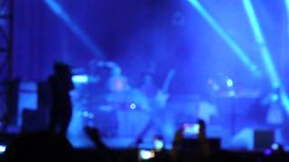 Jack White - Dead Leaves & The Dirty Ground @ X-Fest Fort Calgary, Alberta Aug 30 2014