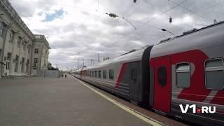 Новые вагоны для Волгограда