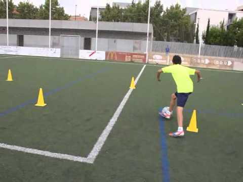 Circuito Tecnico Futbol : Día circuito técnico fairplay fútbol