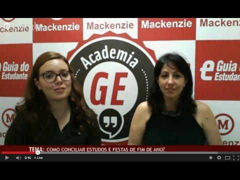 Academia GE: Como conciliar estudos e festas de fim de ano?