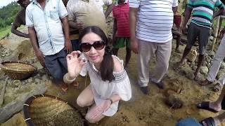Rathnapura Sri Lanka  City new picture : Gem Mines of Ratnapura l Sri Lanka l GoPro Adventures 2016