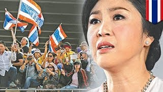 Thai Prime Minister Yingluck Shinawatra Refuses To Step Down