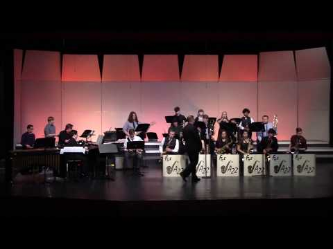 Sway door de Fraser High School Jazz Band