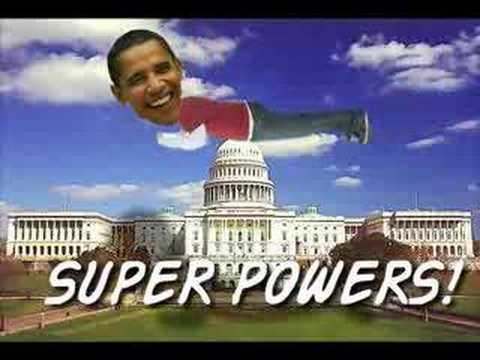 The Barack Obama Song