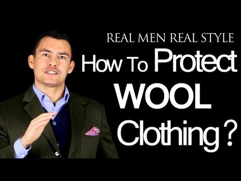 How to Protect Wool Clothing From Moth Damage - MothBalls - DryCleaning - Lavender - Cedar Balls