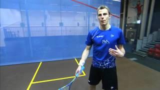 Nick Matthew Coaching Tips - Part 3