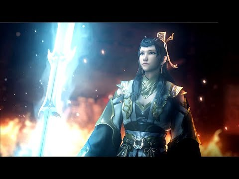 Legend of the Ancient Sword Online - 3rd CBT Blade Master Main Story Gameplay Preview