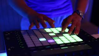 Video Joshua March - Attention (Cover Remix) Charlie Puth || Ableton Live Push 2 MP3, 3GP, MP4, WEBM, AVI, FLV Mei 2018