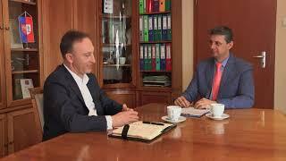 Wywiad z Burmistrzem Pobiedzisk Ireneuszem Antkowiakiem YouTube Video