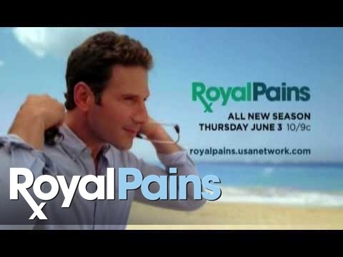 Royal Pains Season 2 (Promo 4)