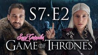 Game of Thrones geht weiter! Die Sexy Cripples Kim und Wolf reden über alle Folgen von Staffel 7 in den Recaps. Folge #2...
