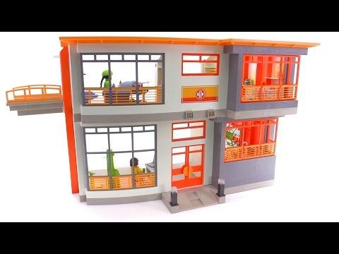 Playmobil Children's Hospital review! set 6657