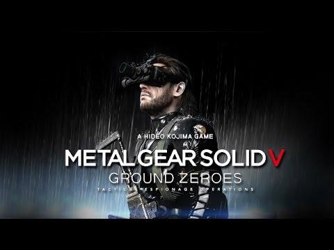 геймплей METAL GEAR SOLID V GROUND ZEROES