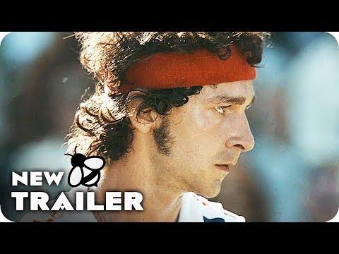 BORG/MCENROE International Trailer (2017) Shia LaBeouf, Stellan Skarsgård Tennis Movie