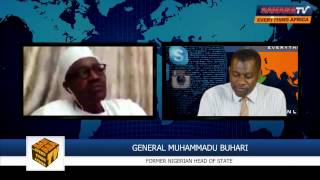 Interview with General Muhammadu Buhari