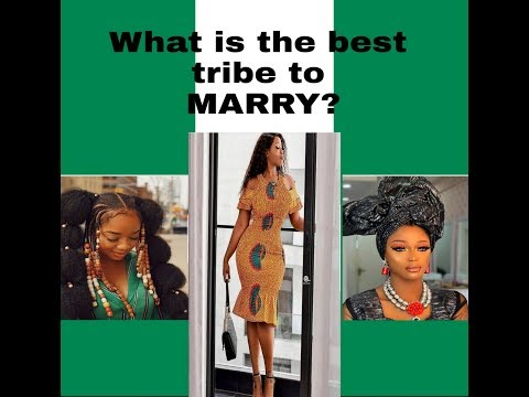WHAT TRIBE IS THE BEST TO MARRY FROM? /Ladies Reactions/ Lagos/Nigeria/Yoruba Demons😲🙄