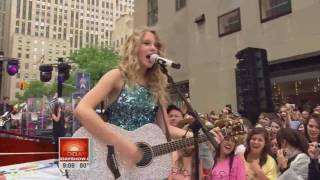 Download Lagu Taylor Swift - Our Song (Live in New York)  [HD] Mp3