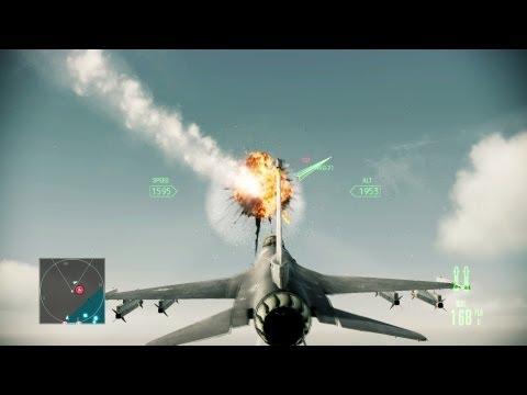 обзор Ace Combat Assault Horizon - Enhanced Edition (Steam Gift, Россия и СНГ)