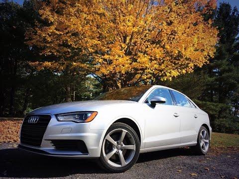 2015 Audi A3 – TestDriveNow.com Review by Auto Critic Steve Hammes