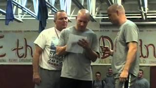 2013 Warrensburg Wrestle Offs ~ Video #1
