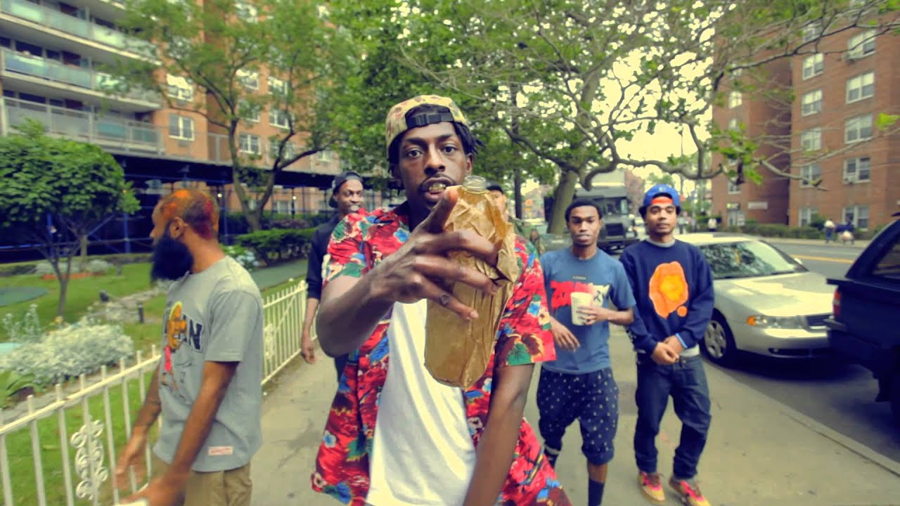 Video: Flatbush Zombies – Face Off (L.S.Darko) | Xclusives Zone