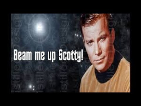 "Mandela Effect Star Trek ""Beam Me Up Scotty"" What In The World Is Happening?"