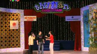 Thu gian cuoi tuan - Tieu pham hai &quot;Tinh ao&quot; Ep05 25.09.2010 - Thu gian cuoi tuan - Tieu pham hai &quot;T