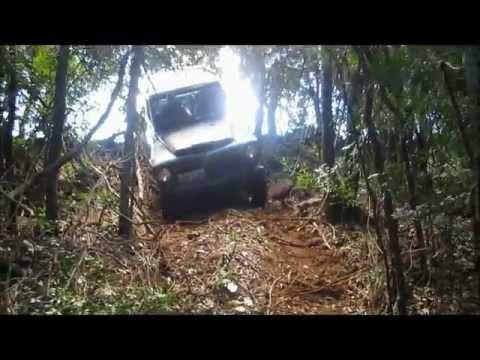 Jeep Country 2012 - Trilha em Horizontina - RS Gaiolas Hz e o Lobisomen da Trilha