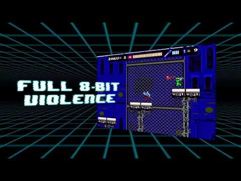NES Inspired 2D Platformer Oniken Arrives on Linux in November