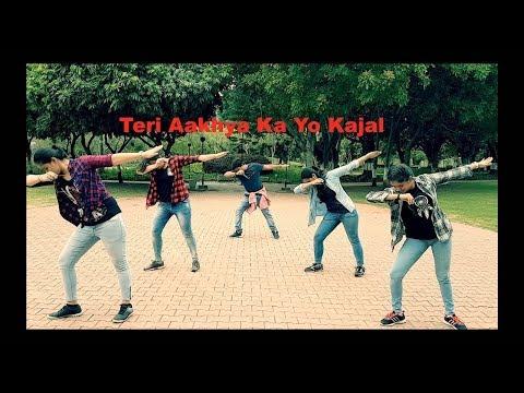 Video Teri Aakhya Ka Yo Kajal | Dance Choreography | Sapna Choudhary |  Haryanvi Song | Bala Dance download in MP3, 3GP, MP4, WEBM, AVI, FLV January 2017