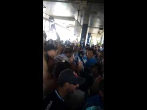 DESCONTROLE DO TREM 2015 (Geral do Grêmio) - Geral do Grêmio - Grêmio