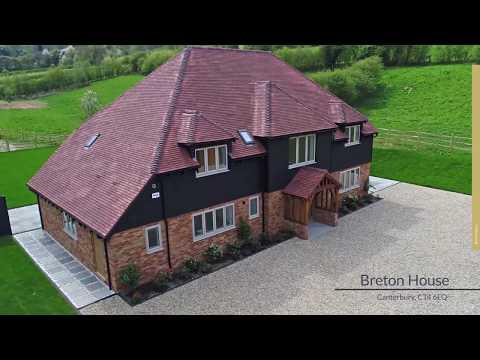 Breton House, Lynsore Bottom, Upper Hardres, Canterbury, Kent