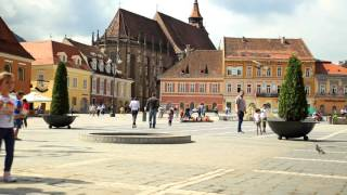 Brasov Romania  city pictures gallery : The most beautiful city in Romania - Brasov 2015