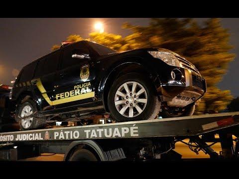 Brasilien: Räuber stehlen als Polizisten verkleidet 75 ...